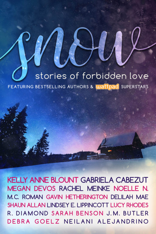 SNOW: Stories of Forbidden Love | Cover Design by Render Compose