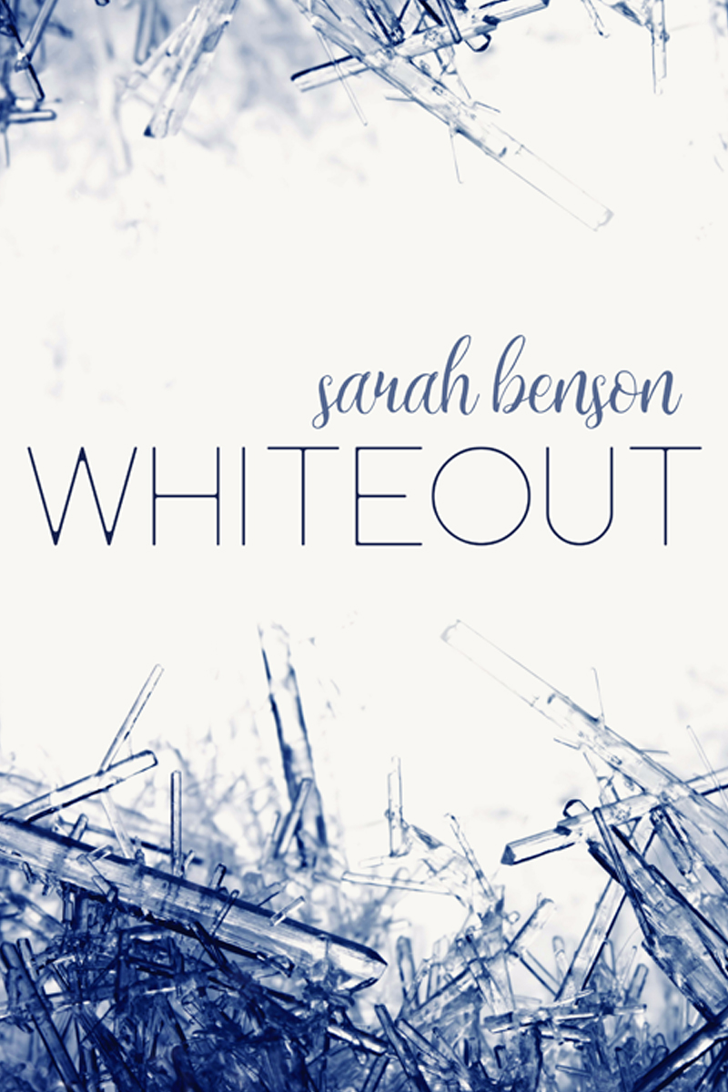 Whiteout by Sarah Benson | Cover Design by Render Compose